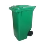 Carrinho Coletor de Lixo sem Pedal 240L