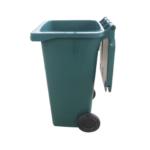 Carrinho Coletor de Lixo sem Pedal 120L