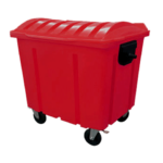 Container de Lixo sem Pedal 1000L
