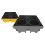 Pallets de Contenção – 4 Tambores – 450L