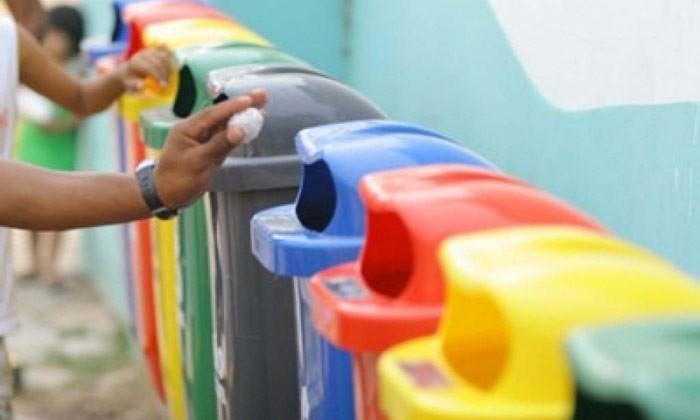 A importância do uso das lixeiras de coleta seletiva