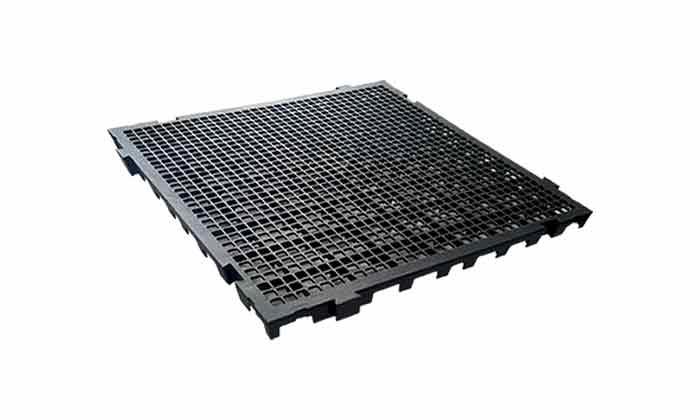 Versatilidade dos pisos de plástico