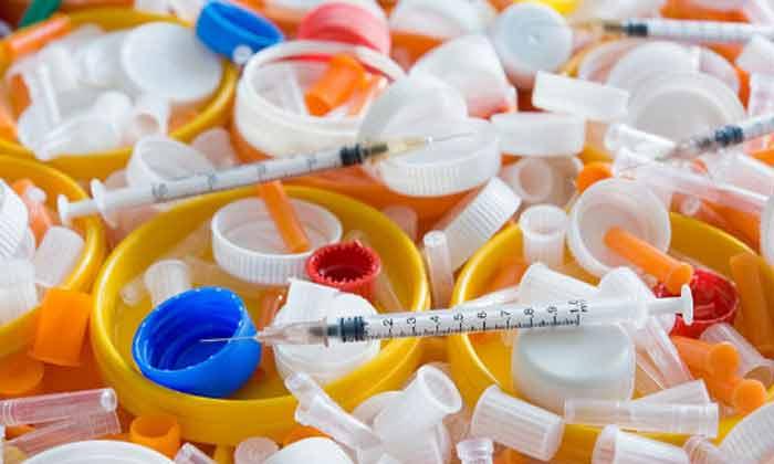 Carro cuba de plástico: um aliado no descarte de resíduos hospitalares