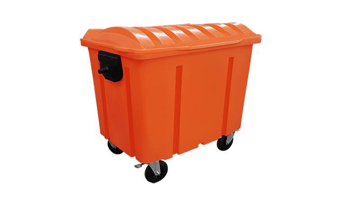Container de Plástico