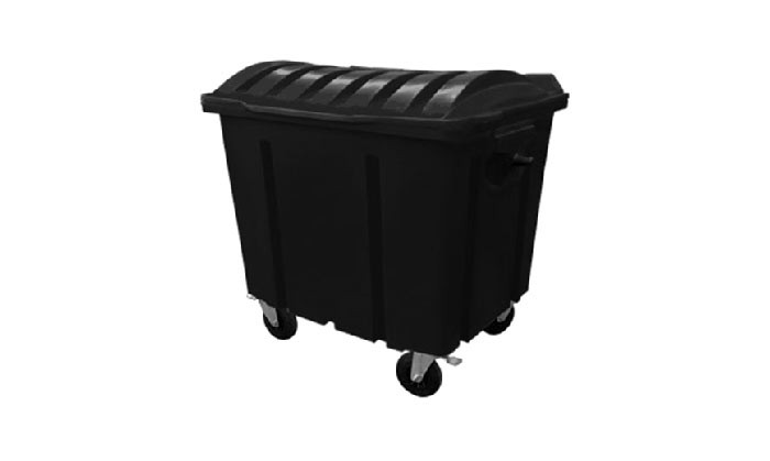 Container 1000 litros de Plástico