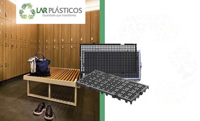 Pisos de Plástico