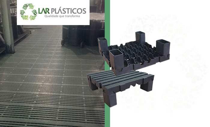 Estrados de Plástico