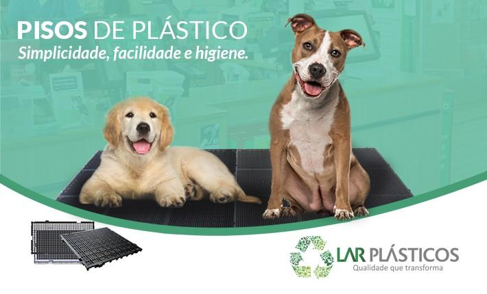 Pisos de Plásticos