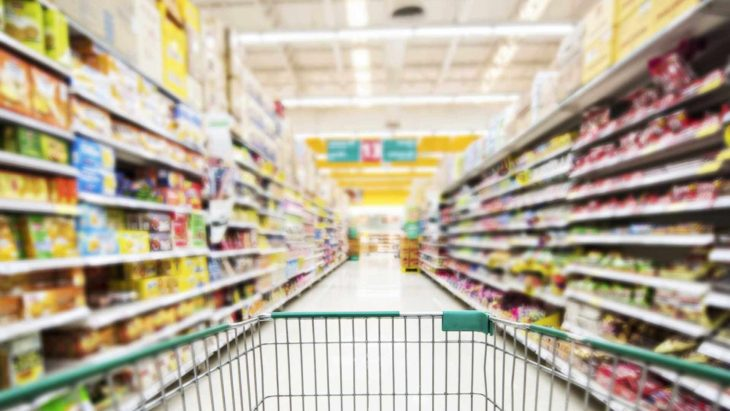 Caixas industriais para supermercados