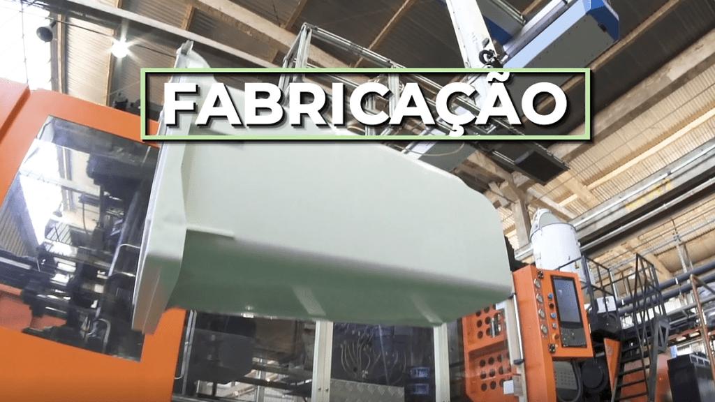 Fabricação de Lixeiras Plásticas